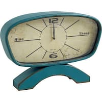 Mercana Denison Blue Clock