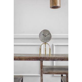 Mercana Charroux I Gold Clock