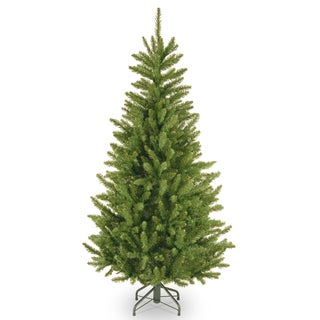 4.5 ft. Natural Fraser Slim Fir Tree