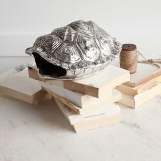 Mercana Robura Silver Resin Turtle Shell