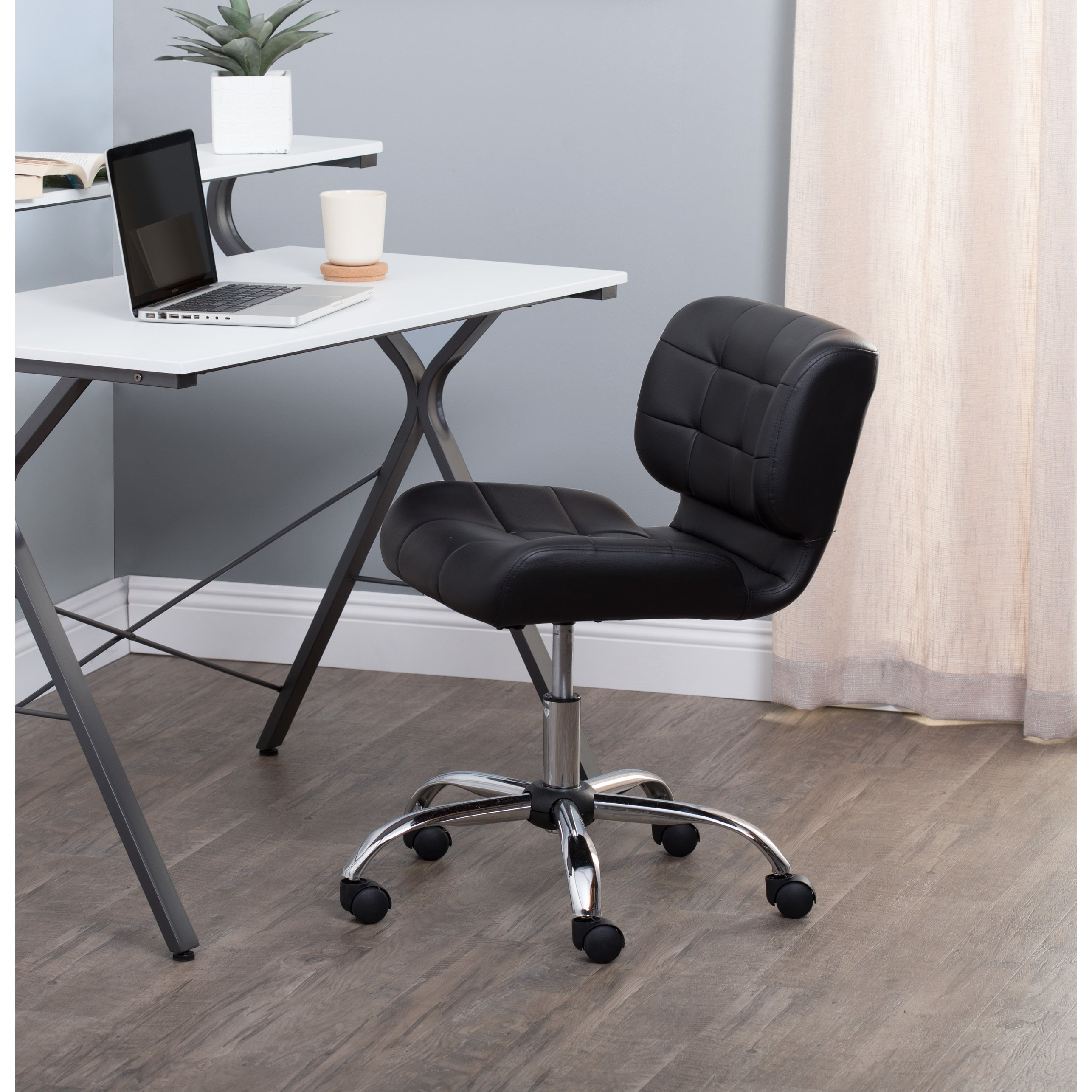 Calico Designs Crest Office Chair (Crest Office Chair / Black)