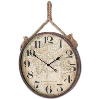 Home Goods Wall Clocks clocks - shop the best deals for sep 2017 - overstock
