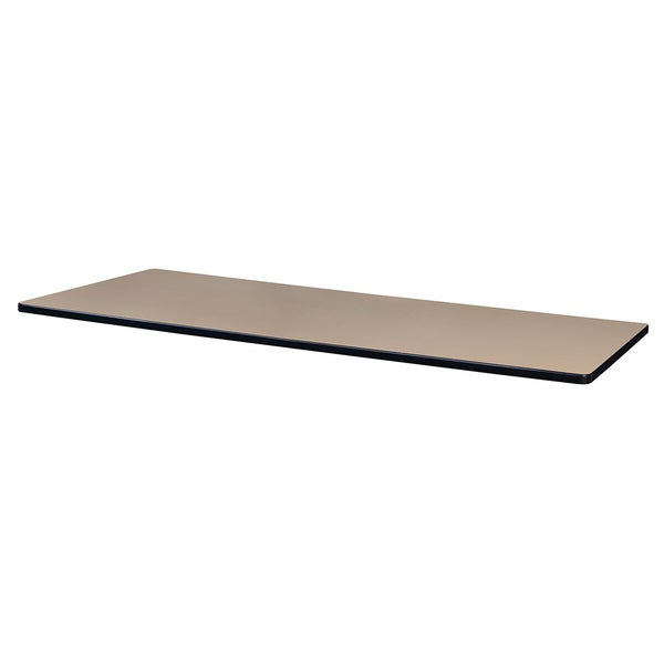 "72"" x 30"" Rectangle Laminate Table Top"