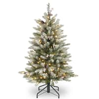 4.5 ft. Dunhill(R) Fir Tree with Clear Lights