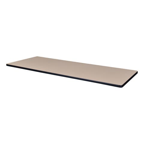 """60"""" x 24"""" Rectangle Laminate Table Top"""