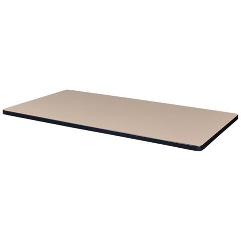 """48"""" x 24"""" Rectangle Laminate Table Top"""