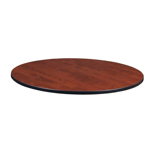 Regency Seating Laminate 48 Inch Round Table Top Overstock 16722607 Cherry Cherry Finish Maple Finish