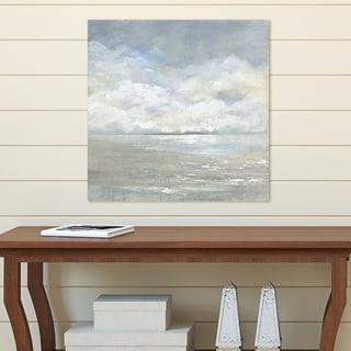 Portfolio Canvas Decor Tranquil Sea II by Angellini Wrapped Canvas Wall Art