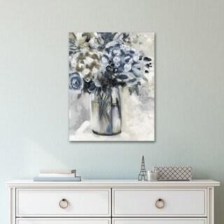 Portfolio Canvas Decor Maison Jardin II Soft by Emily Williams Wrapped Canvas Wall Art