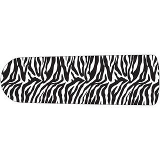 Zebra Fan Decals