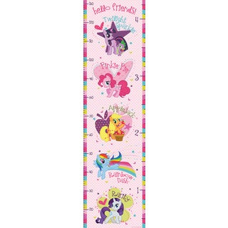 My Little Pony Growth Chart
