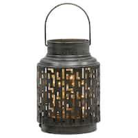 Amber LED Lantern
