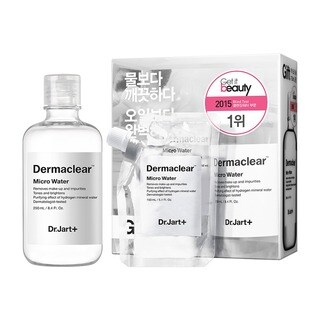 Dr. Jart+ Dermaclear 8.4-ounce Micro Water + 5.1-ounce Refill