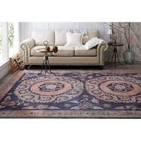 Mohawk Home Studio Suzani Tapestry Area Rug by Patina Vie (8'x10') - 8' x 10'