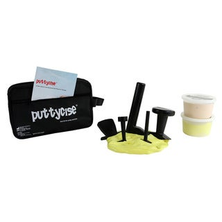 Puttycise® TheraPutty Tool 5-piece Tool Set with Bag