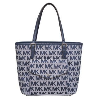 Michael Kors Medium Jet Set Pocket Multifunction Tote Bag