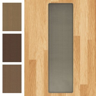 GelPro Classic Rattan 20-inch x 72-inch Kitchen Anti-fatigue Comfort Mat