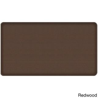 GelPro Classic Rattan Kitchen Anti-Fatigue Comfort Mat - (20x36) (Redwood - 18 x 3)
