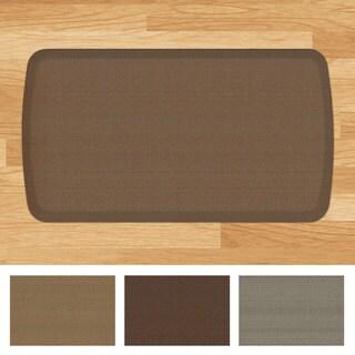 GelPro Elite Rattan 20-inch x 36-inch Anti-fatigue Kitchen Comfort Mat