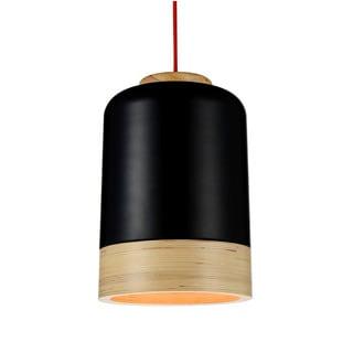 Novara LED Pendant Light in Black