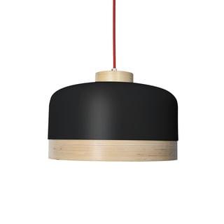 "14"" Vicenza LED Pendant Light in Black"