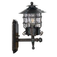 Firies Outdoor LED Wall Lantern - Small