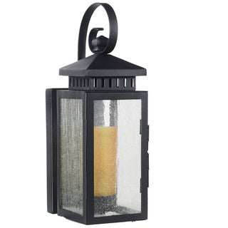 Navan Outdoor LED Wall Lantern - Small