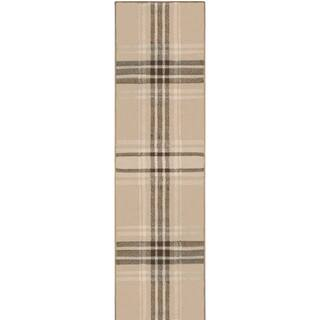 "Superior Designer Tartan Area Rug Collection (2'7"" X 8')|https://ak1.ostkcdn.com/images/products/16723669/P23037601.jpg?impolicy=medium"