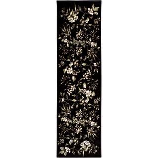 "Superior Designer Bloom Area Rug Collection (2'7"" X 8')"