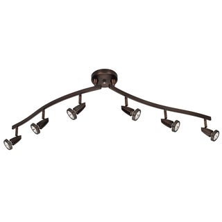 Access Lighting Mirage 6-light Halogen Bronze Pendant