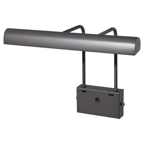 LED Classic Battery Operated Gallery Light, Oil Rubbed Bronze, 14""