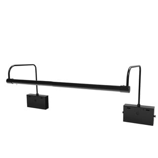 """Battery Operated Tru-Slim LED Picture Light, Black, 21"""""""