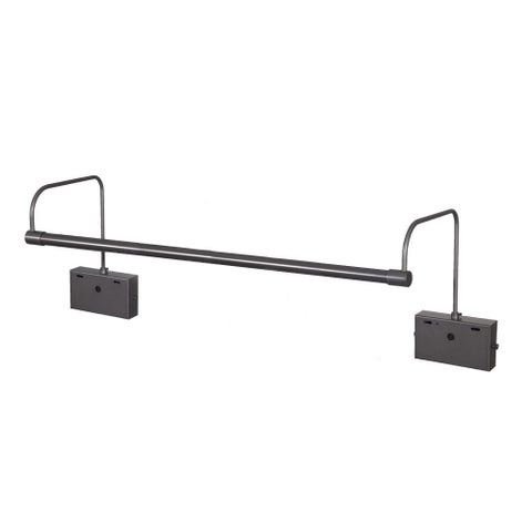 """Battery Operated Tru-Slim LED Picture Light, Oil Rubbed Bronze, 43"""""""