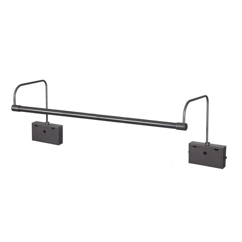 """Battery Operated Tru-Slim LED Picture Light, Oil Rubbed Bronze, 30"""""""