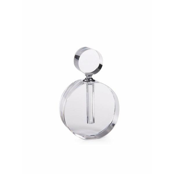 """Amari"" 6"" Tall Double O Glass Perfume Bottle"