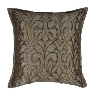 Sherry Kline Canyon Embossed Luxury 20-inch Decorative Pillow