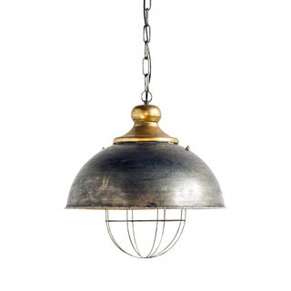 Mercana Dawson II Gold Metal Pendant Light