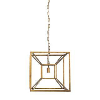 Mercana Briar Gold Metal Ceiling Fixture
