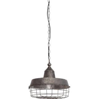 Link to Mercana Tahla Grey Metal Pendant Light Similar Items in Pendant Lights