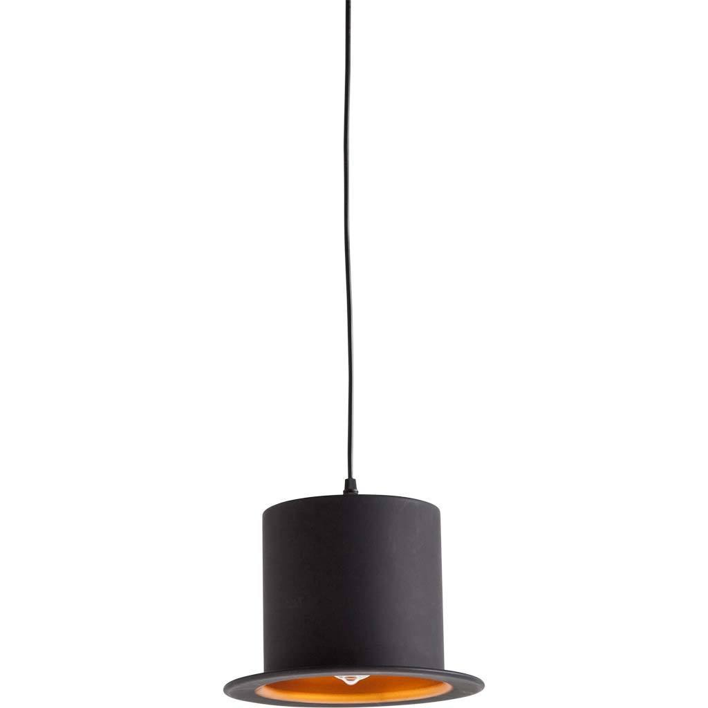 Mercana Cappala I Black Metal Pendant Light (Chandeliar a...