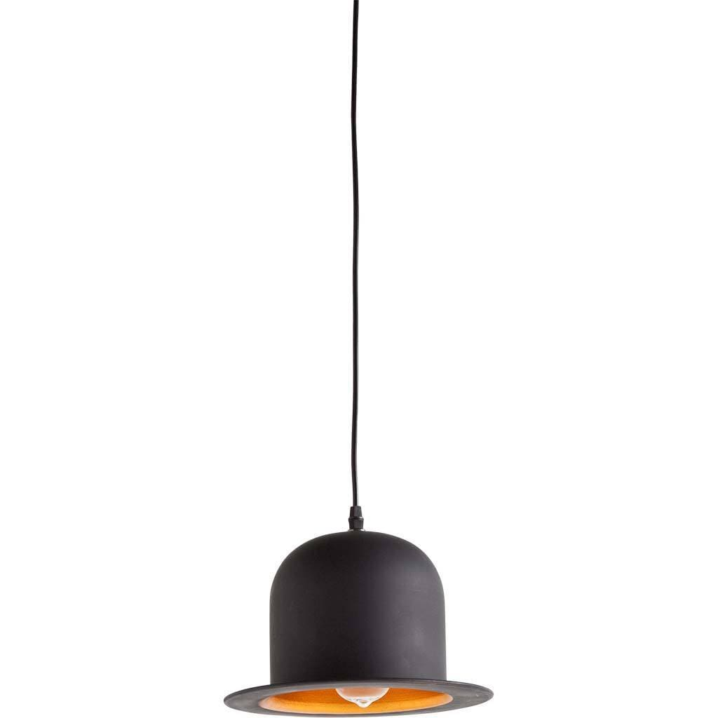 Mercana Cappala II Black Metal Pendant Light (Chandeliar ...