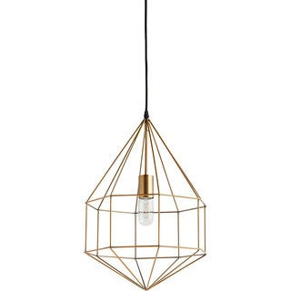 Mercana Ignasa II Gold Metal Pendant Light