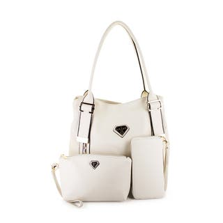 LANY 'Abby' 3 Piece Satchel Bag Set|https://ak1.ostkcdn.com/images/products/16732421/P23045612.jpg?impolicy=medium