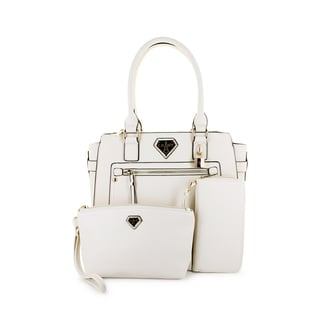 LANY Lauren 3 Piece Satchel Bag Set