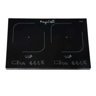 MegaChef Portable Dual Induction Cooktop|https://ak1.ostkcdn.com/images/products/16732423/P23045615.jpg?impolicy=medium