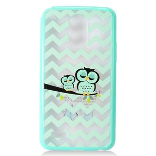 Insten Mint Green Clear Owl Ultra Slim Hard Snap-on Case Cover For LG Stylo 3 LS777/K10 Pro/Stylus 3