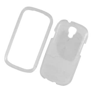 Insten Clear Hard Snap-on Case Cover For Samsung Galaxy Stratosphere 2 SCH-I415 (Verizon)