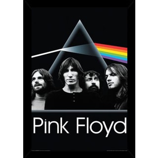 Pink Floyd - Dark Side Group Poster in Choice of Frame (24x36)