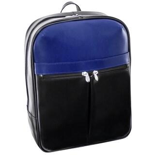 McKlein USA Avalon 15-inch Laptop Backpack (Option: Navy)