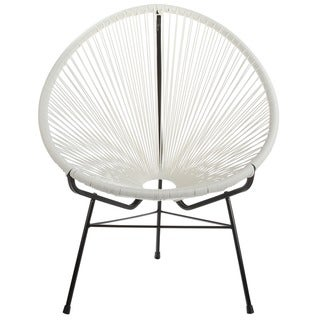 Link to Handmade Acapulco Woven Basket Lounge Chair Similar Items in Outdoor Lounge Chairs
